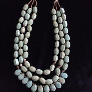 Silpada Seeds of the Ocean Necklace